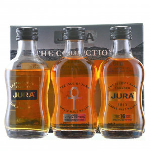 Jura The Collection Miniatures x 3