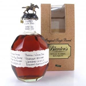 Blanton's Private Stock Single Barrel #127