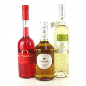 Fruit Liqueur Selection 3 x 70cl