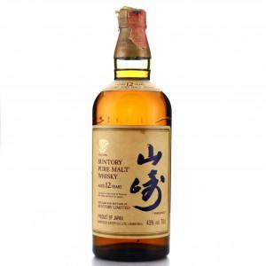 Yamazaki Suntory Pure Malt 12 Year Old