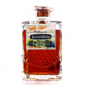 Pride of Strathspey 1938 Gordon and MacPhail Decanter