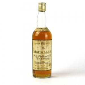 Macallan 1959 100 Proof