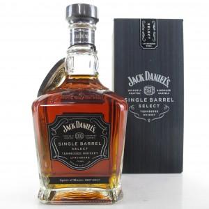 Jack Daniel's Single Barrel Select / Munro Indian 50th Anniversary
