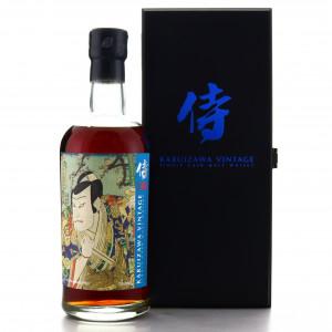 Karuizawa 1984 Single Sherry Cask 30 Year Old #3139 / Samurai