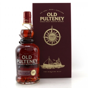 Old Pulteney 1983 33 Year Old / Oloroso Sherry Cask