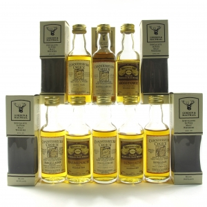 Gordon and MacPhail Speyside Miniatures 8 x 5cl
