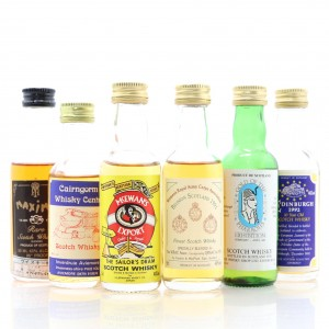 Blended Whisky Miniature Selection 6 x 5cl