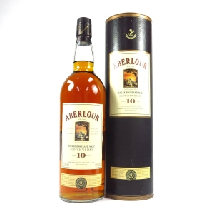 Aberlour 10 Year Old 1 Litre