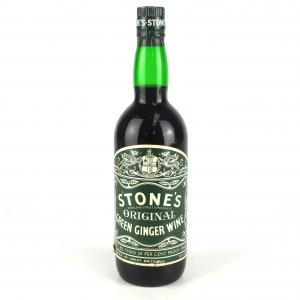Stone's Green Ginger Wine 1970s