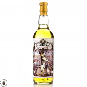 Jack's Pirate Whisky 8 Year Old Islay Blended Malt / A Dog's Tale