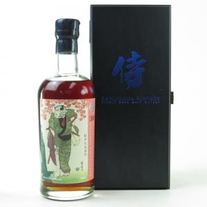 Karuizawa 1984 30 Year Old Cask Single Cask #7843 / Samurai