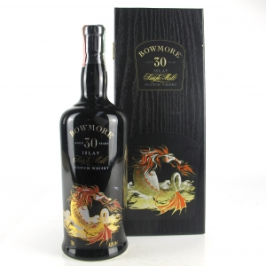 Bowmore 30 Year Old Sea Dragon
