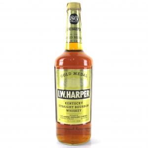 I.W. Harper Gold Medal Bourbon 1970s