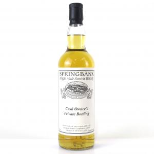 Springbank 1997 Cask Owner's Private Bottling