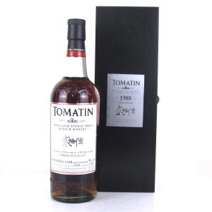 Tomatin 1988 Single Cask 26 Year Old