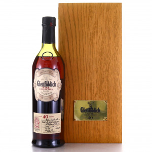 Glenfiddich 40 Year Old Rare Collection 2002