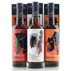 Yamazaki Essence of Suntory Selection 3 x 50cl / Sherry, Montilla, & Spanish Casks