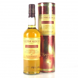 Glenmorangie Three Cask Matured 12 Year Old
