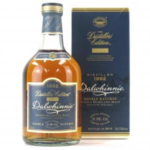 Dalwhinnie 1992 Distillers Edition 2010