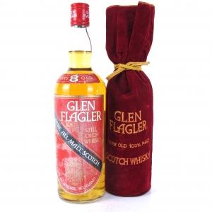 Glen Flagler 8 Year Old Single Malt 1970s