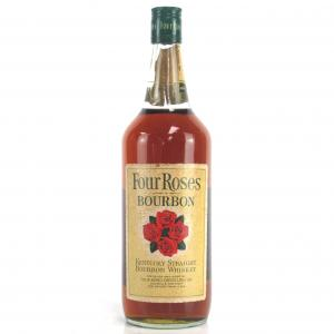 Four Roses 6 Year Old 94.6cl 1970s