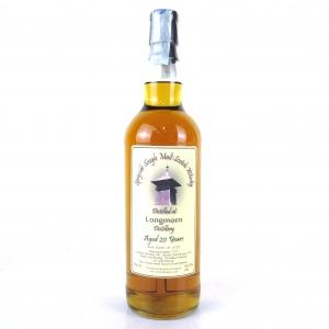 Longmorn 1992 Whisky Broker 20 Year Old