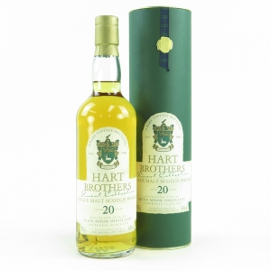 Glen Mhor 1976 Hart Brothers 20 Year Old