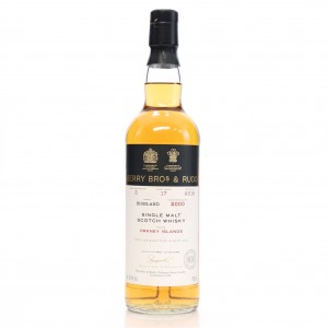 Orkney Single Malt 2000 Berry Brothers and Rudd 17 Year Old