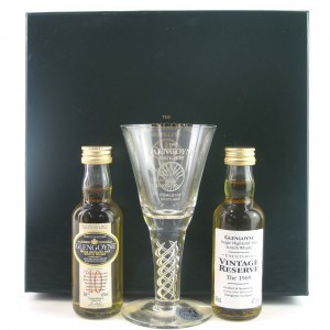 Glengoyne Miniature Twin Pack / With Jacobite Glass