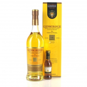 Glenmorangie 10 Year Old 1 Litre / Including Quinta Ruban 5cl