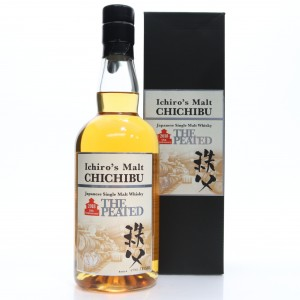 Chichibu Ichiro's Malt The Peated 2018 / 10th Anniversary