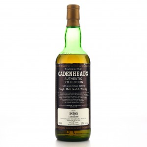 Ardbeg 1974 Cadenhead's 17 Year Old / 150th Anniversary