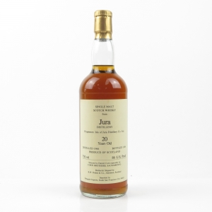 Jura 1966 Duthie For Corti 20 Year Old / US Import