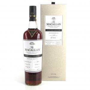 Macallan 2003 Exceptional Cask #8841-03 / US Import 75cl