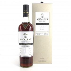 Macallan 2003 Exceptional Cask #8841-03 / US Import 75cl