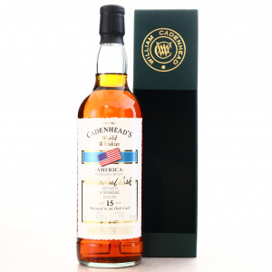 Tennessee Whisky 15 Year Old Cadenhead's World Whiskies