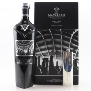 Macallan Rare Cask Black Limited Edition / including Flask