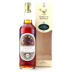 Strathisla 1963 Gordon and MacPhail 48 Year Old 'Book of Kells' / The Whisky Fair