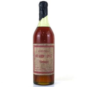 Otard 1917 Vintage Cognac