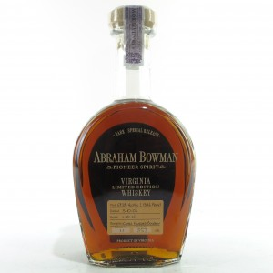 Abraham Bowman 2006 Coffee Finish Bourbon