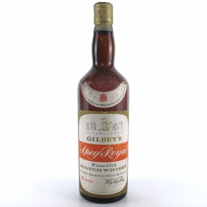 Gilbey's Spey Royal 1950s