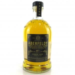 Aberfeldy 2001 Single Cask / Hand Filled