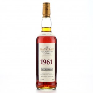 Macallan 1961 75cl / US Import