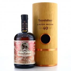 Bunnahabhain 40 Year Old Limited Edition 75cl / US Import