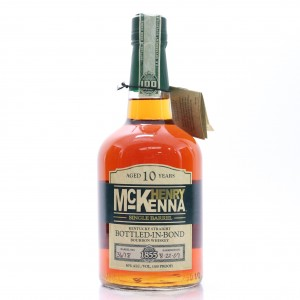 Henry McKenna 2007 Single Barrel Bourbon 10 Year Old #3678