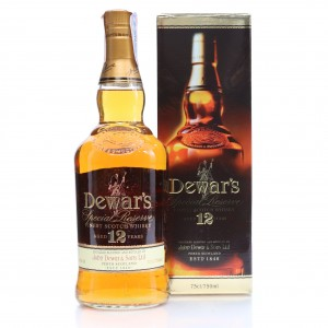 Dewar's 12 Year Old Special Reserve