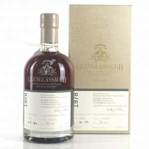 Glenglassaugh 1978 Rare Cask 36 Year Old