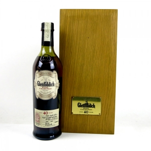 Glenfiddich 40 Year Old 2002 Release