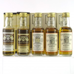 Mosstowie Gordon and MacPhail Miniatures x 5