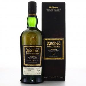 Ardbeg Twenty Something 22 Year Old Committee Release
